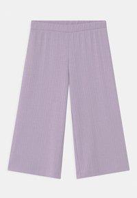 Lindex - MINI COULETTE  - Trousers - light lilac - 0