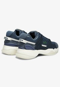 Lacoste - Baskets basses - nvy/dk blu - 2
