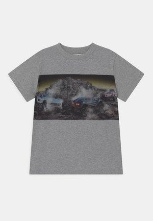 ROAD - Print T-shirt - grey