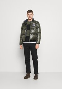 Armani Exchange - Down jacket - rosin - 1