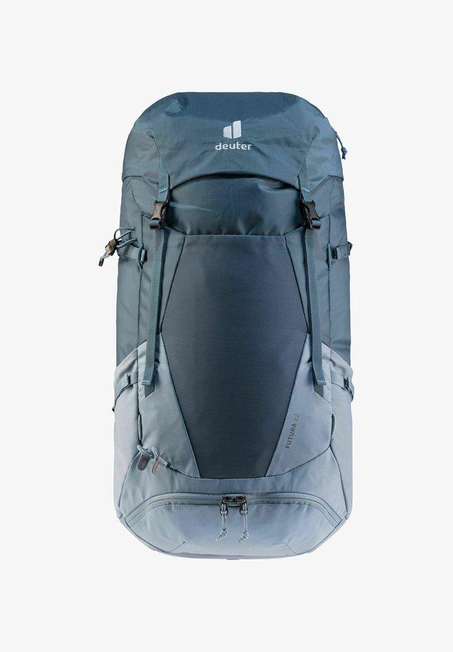 """""""FUTURA 32"""" - Backpack - rauchblau"""