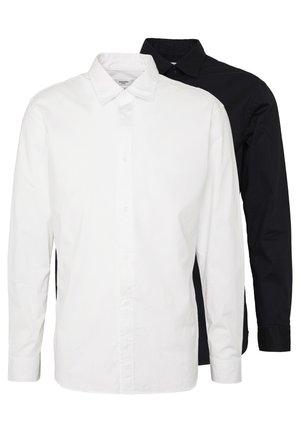 JPRTWO PACK SLIM FIT - Camicia elegante - white