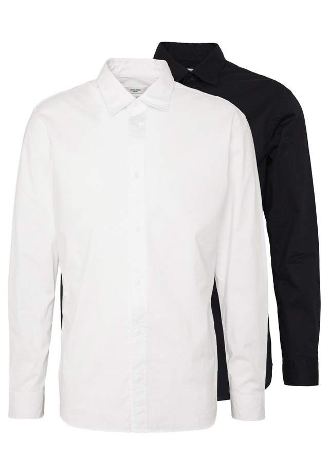 JPRTWO PACK SLIM FIT - Camicia elegante - white