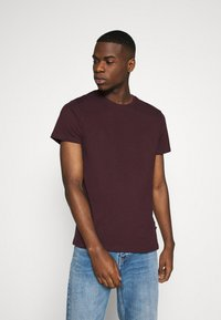 Burton Menswear London - SHORT SLEEVE CREW 7 PACK - T-Shirt basic - black - 5