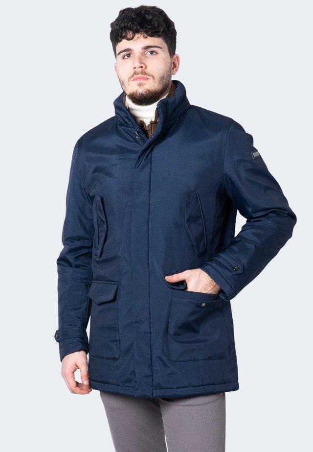 ZENO - Cappotto invernale - blue