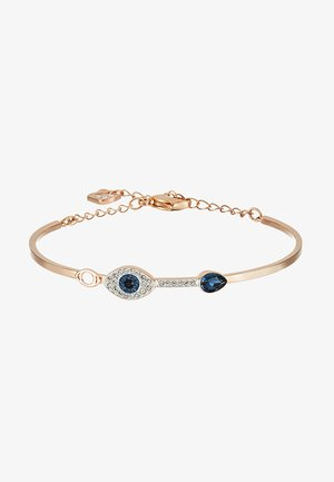 DUO BANGLE EVIL EYE  - Armbånd - dark multi
