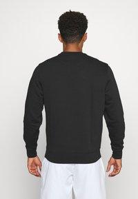 Lacoste Sport - CLASSIC - Sweatshirt - black - 2