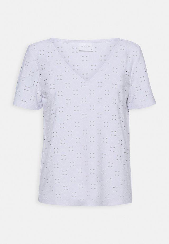 VITRESSY DETAIL - T-shirt imprimé - optical snow