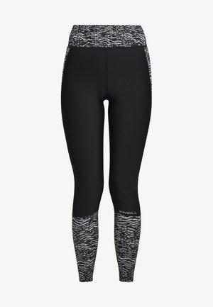 Leggings - schwarz weiß