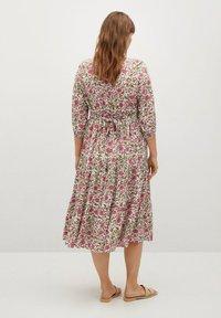 Violeta by Mango - ROUSE8 - Day dress - pink - 1