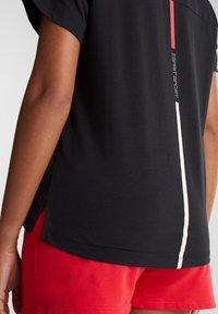 Esprit Sports - Print T-shirt - black - 4