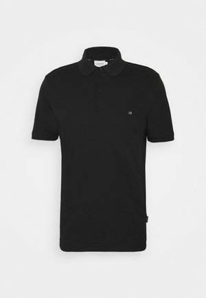 LIQUID TOUCH SLIM FIT - Polo shirt - black