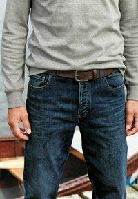 Next - Bootcut jeans - blue denim - 4