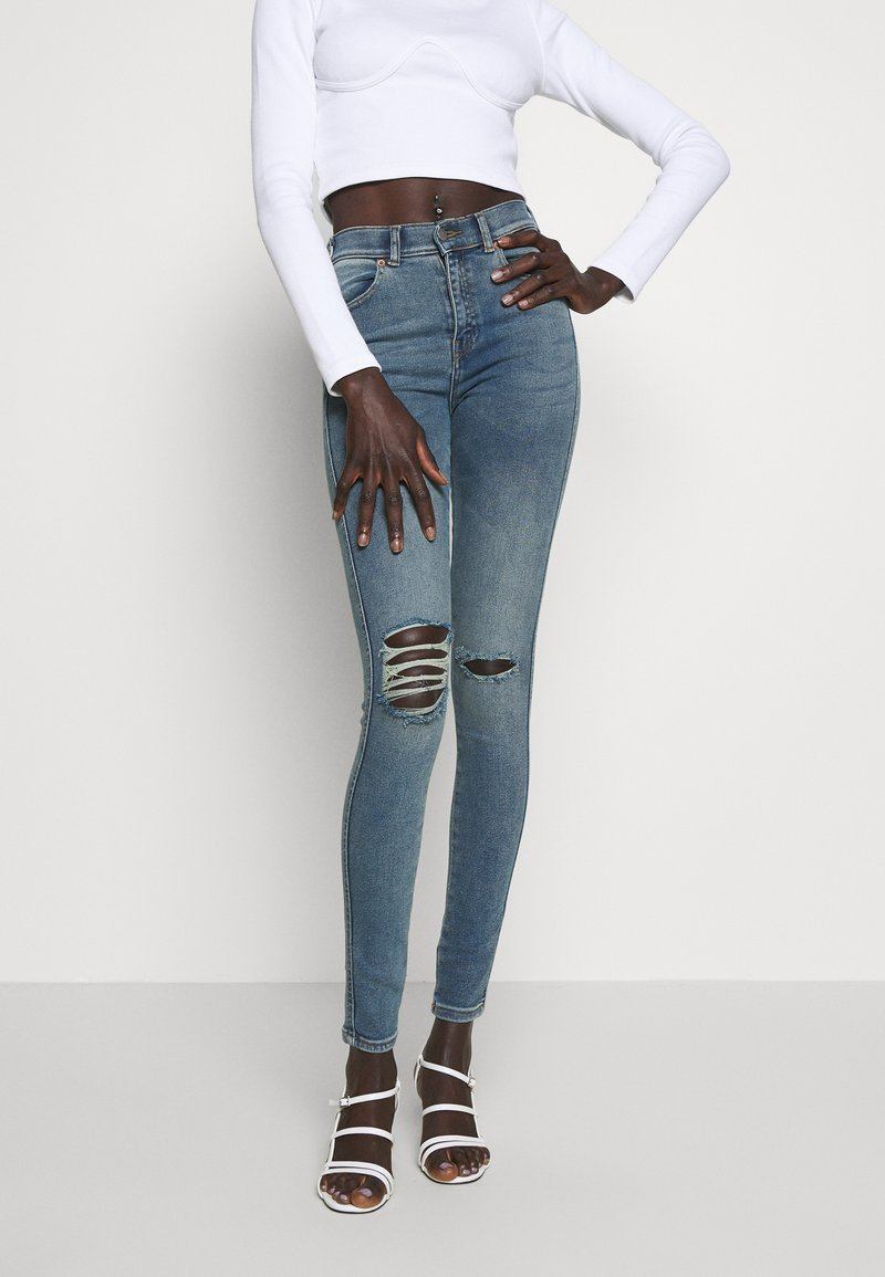 Dr.Denim Tall - LEXY - Jeans Skinny Fit - west coast blue