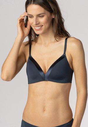 Push-up bra - graphite