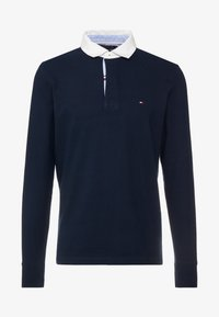 Tommy Hilfiger - ICONIC RUGBY - Piké - blue - 3
