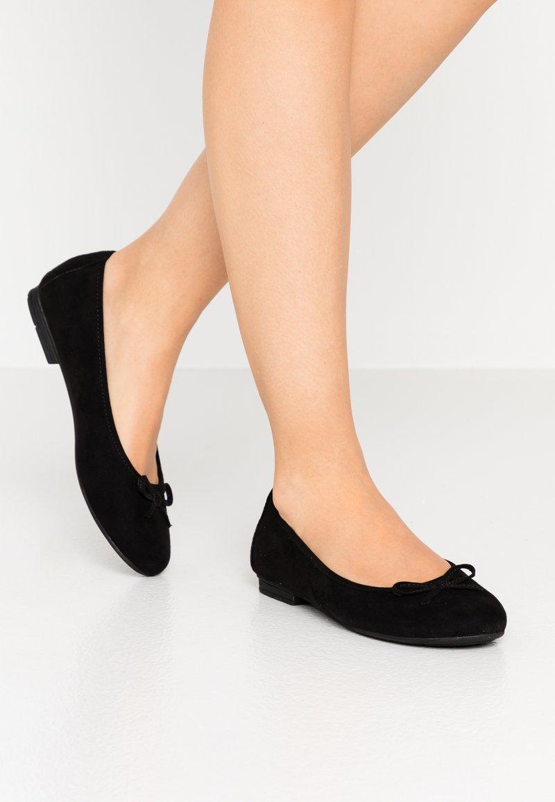 Jana - Ballet pumps - black