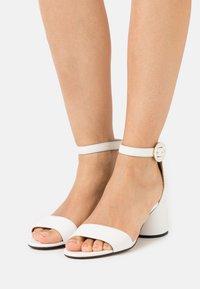 Emporio Armani - Sandals - white - 0