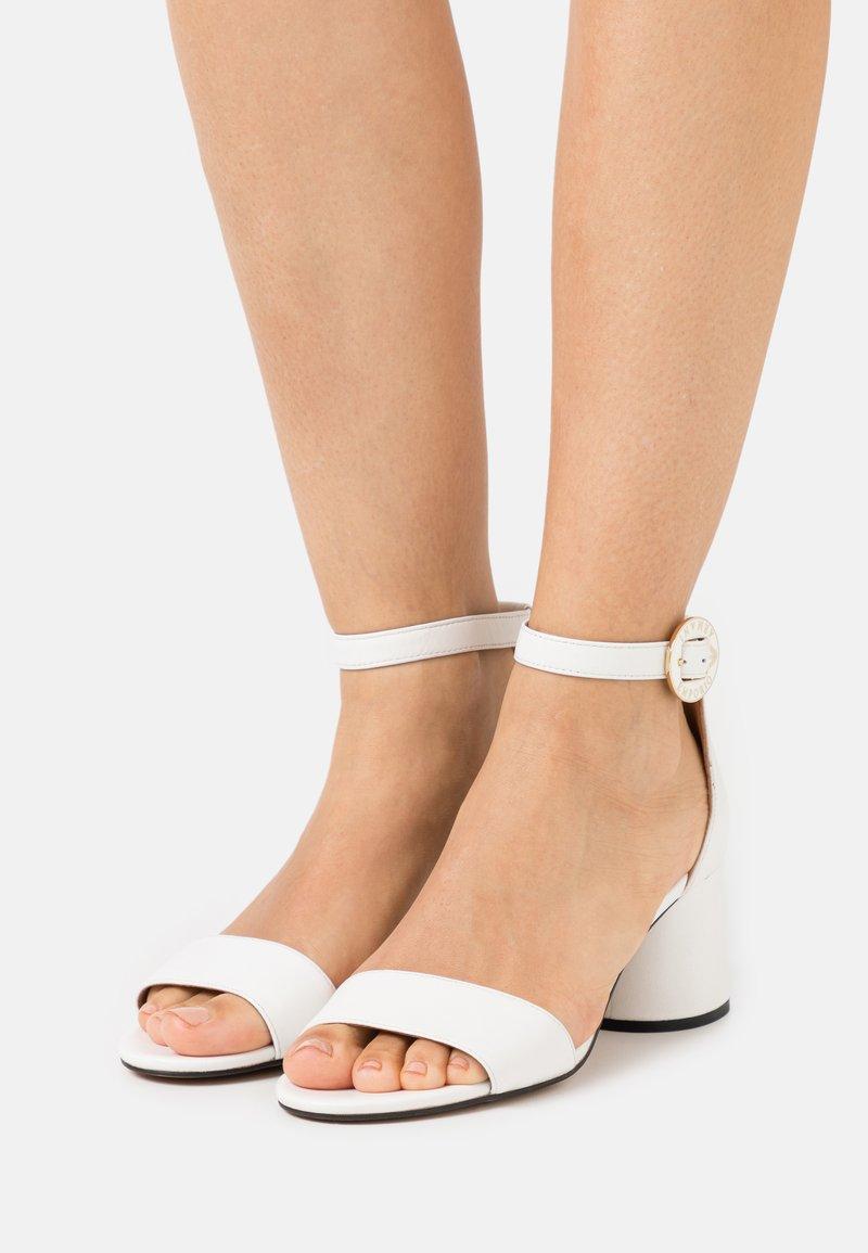 Emporio Armani - Sandals - white