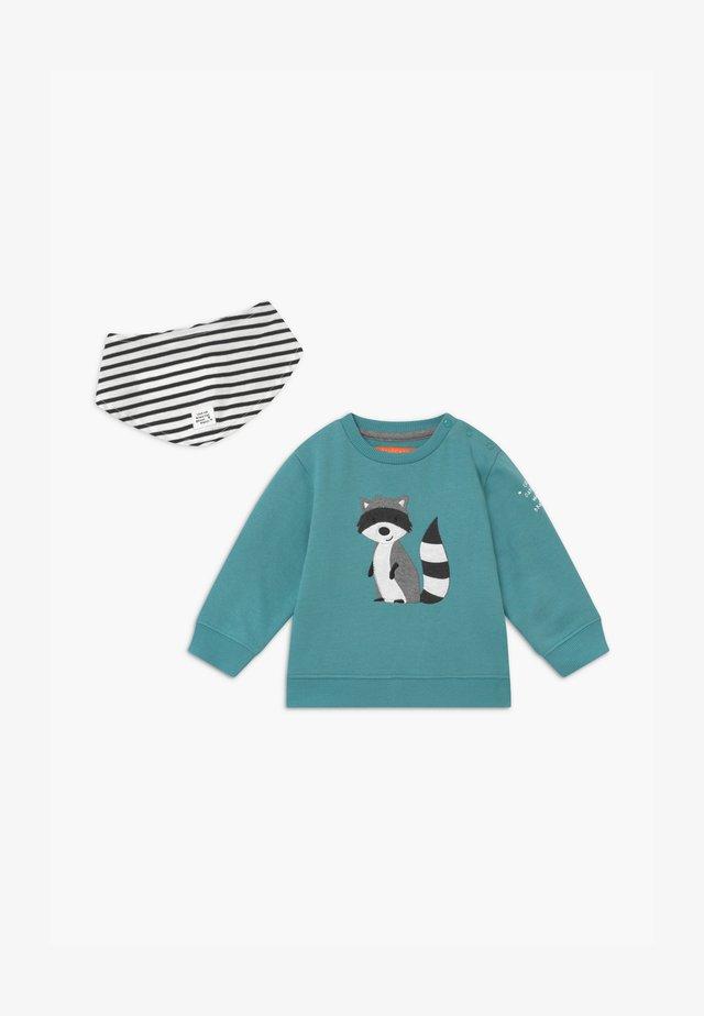 SET - Sweatshirt - mint