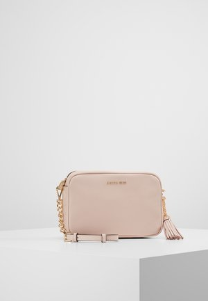 JET SET CAMERA BAG - Torba na ramię - soft pink