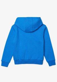 Lacoste Sport - TENNIS - Zip-up hoodie - bleu / bleu marine - 1