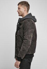 Brandit - DAYTON  - Denim jacket - black - 3