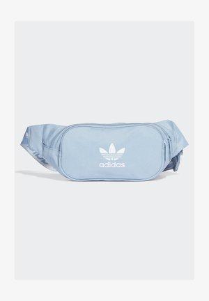 ADICOLOR WAISTBAND UNISEX - Bum bag - ambient sky/white