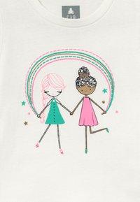 GAP - TODDLER GIRL  - T-shirt print - off-white/pink - 3
