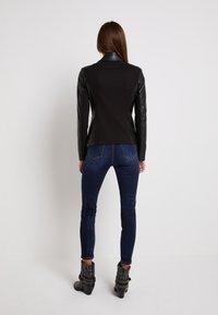 Pinko - FRANCO JACKET - Leather jacket - black - 2