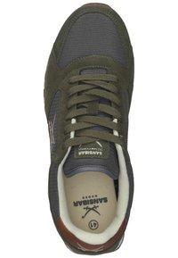 Sansibar Shoes - Sneakersy niskie - olivegrün - 3