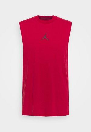 DRY AIR - Koszulka sportowa - gym red/black