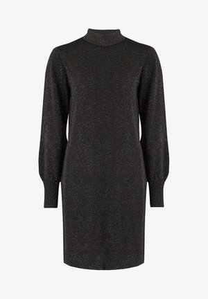JULIETA RAINBOW SPANGLED - Jumper dress - black