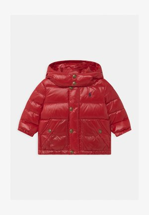 HAWTHORNE - Down jacket - red