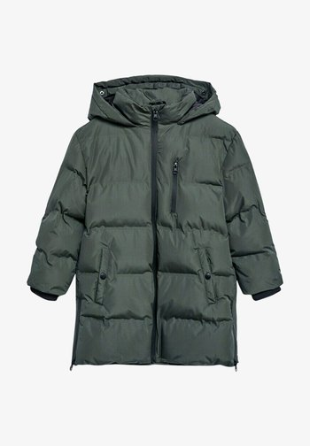 LORENZO - Winter coat - grün