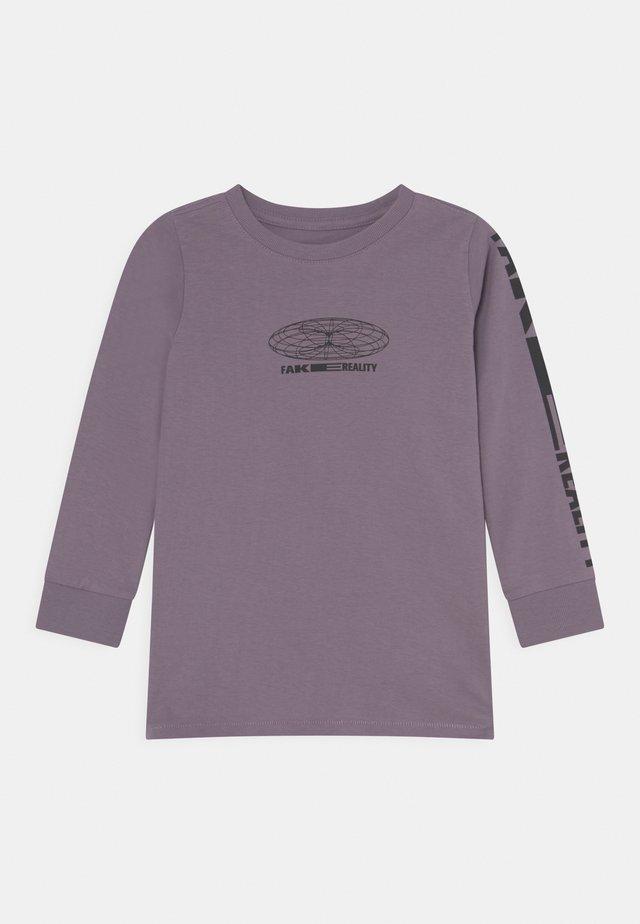 MINI TOM LONG SLEEVE TEE - Top sdlouhým rukávem - dusk purple