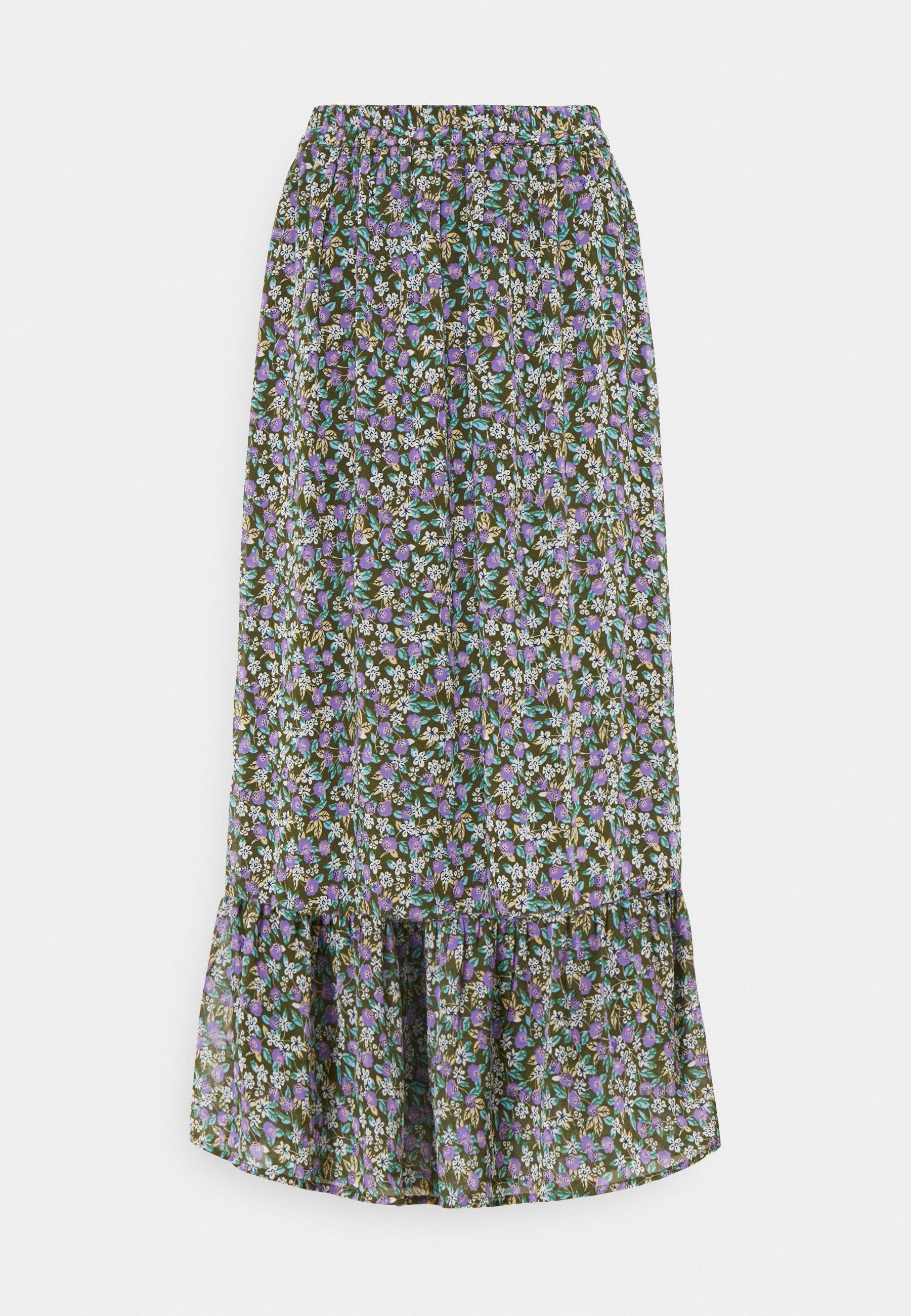 Women PCMOLA MIDI SKIRT  - A-line skirt