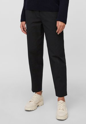 KALNI  - Trousers - dark atlantic
