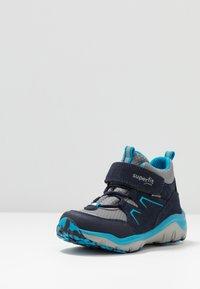 Superfit - SPORT - Kotníkové boty - blau/grau - 2