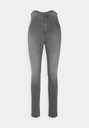 TALLY PANT - Jeans Skinny Fit - grey
