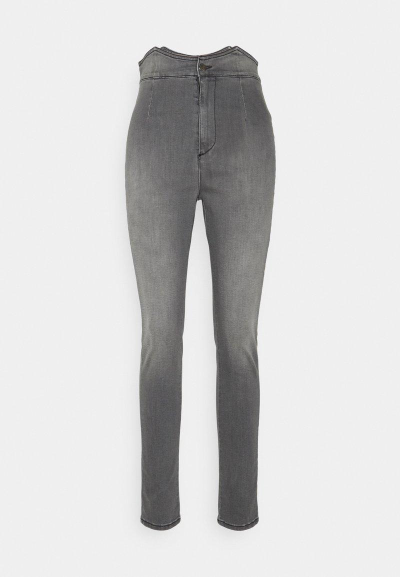 retrofête - TALLY PANT - Jeans Skinny Fit - grey