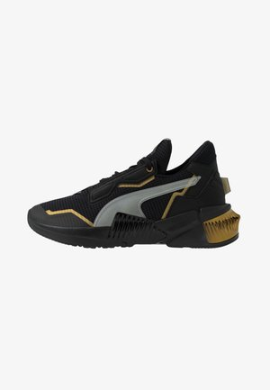 PROVOKE XT - Sports shoes - black/team gold