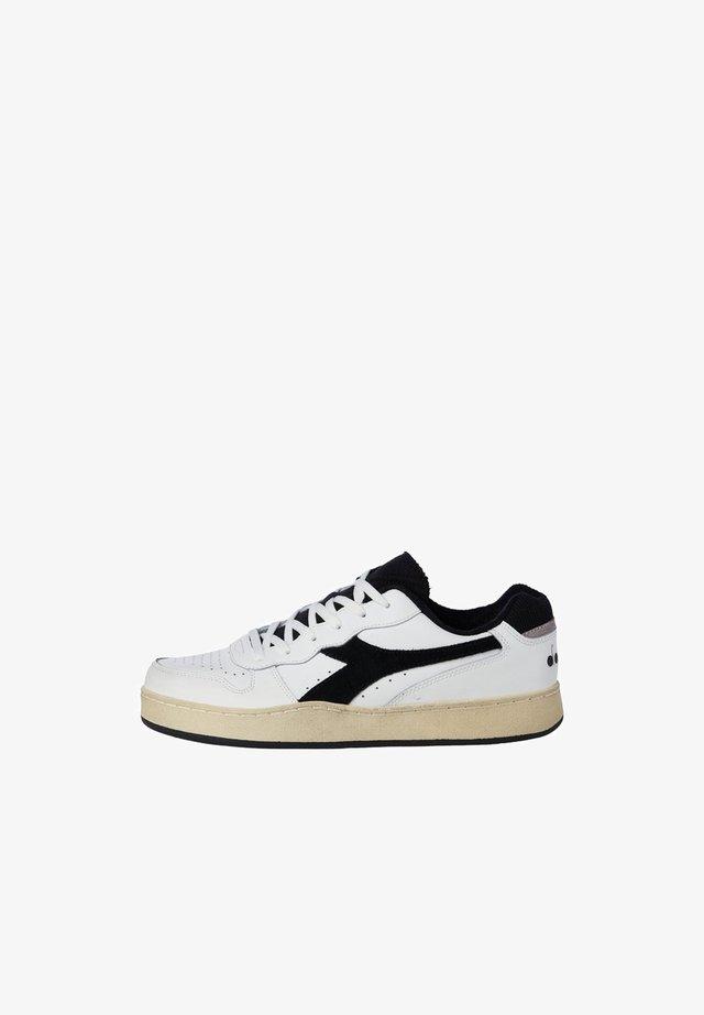 DIADORA - Sneakersy niskie - white