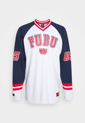 COLLEGE HOCKEY - Long sleeved top - white
