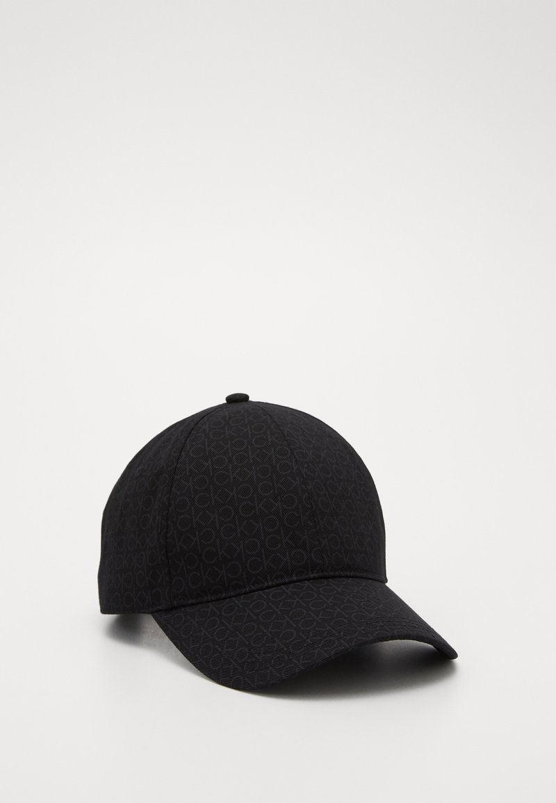 Calvin Klein - MONO BLEND - Caps - black