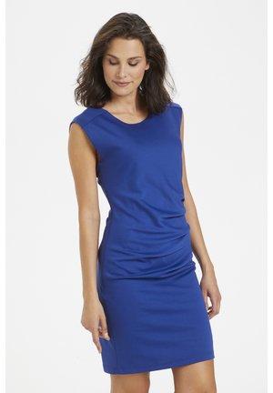 INDIA ROUND NECK DRESS - Shift dress - surf the web