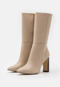 Tamaris - High heeled boots - ivory - 2