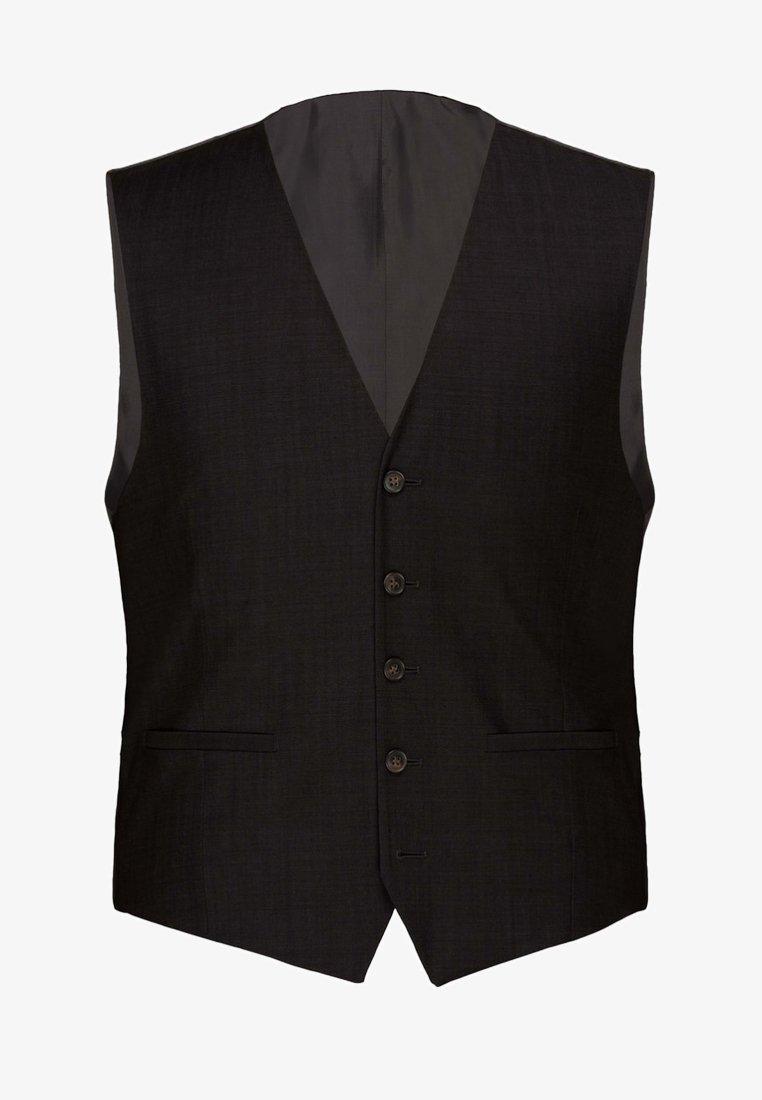 Carl Gross - SCHICKE  FüR JEDEN ANLASS - Suit waistcoat - schwarz