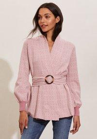 Odd Molly - CHRISTINE - Cardigan - pink - 2