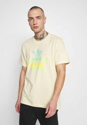 SHATTERED LOGO SHORT SLEEVE GRAPHIC TEE - T-shirt med print - easyel